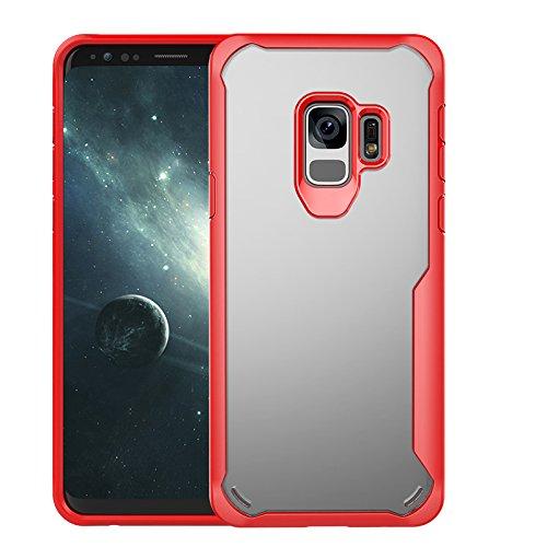 Samsung Galaxy S9 Case, TopACE Shockproof...