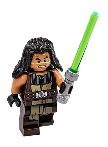 LEGO Star Wars Minifigure Quinlan Vos with Lightsaber (75151)