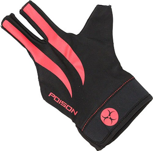Poison Billiard Glove - S/M
