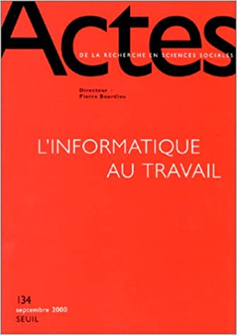 Livres gratuits Actes de la recherche, numéro 134 epub pdf