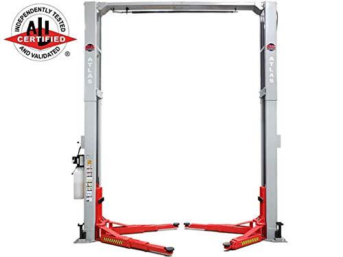 Atlas Platinum PVL12 - ALI Certified 12,000 lb. Capacity 2 Post Lift