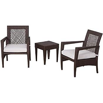 Amazon Com Auro Brisbane Outdoor Furniture 3 Piece