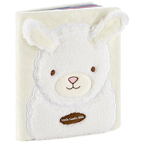 (Hallmark Little Lamb's Bible Board Book Baby & Toddler Toys Animals & Nature; Religious)