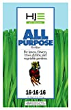 buy Howard Johnson 100507690 All Purpose Fertilizer 16-16-16 20lb, 20 lb, Brown/A now, new 2020-2019 bestseller, review and Photo, best price $12.99