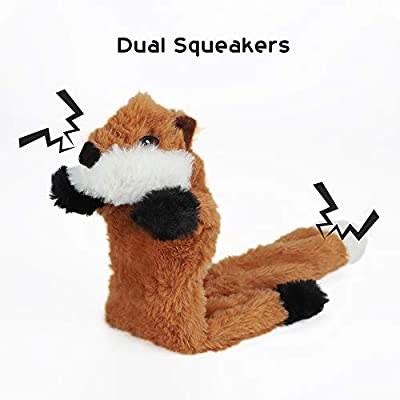 Dog-Squeaky-Toys-with-Double-Layer-Reinforced-Fabric-5-Pacs-Durable-Dog-Toys-No-Stuffing-Plush-Dog-Toy-Set-for-Small-to-Large-Dogs-with-Carry-Bag
