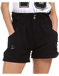 Summer Shorts Women Short Jeans NEW New Vintage Denim Shorts High Waist Short Feminino Fashion Casual
