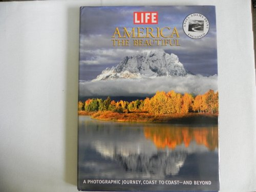 America The Beautiful + Ansel Adams Print Enclosed (A Photographic Journey, Coast to Coast And Beyond)