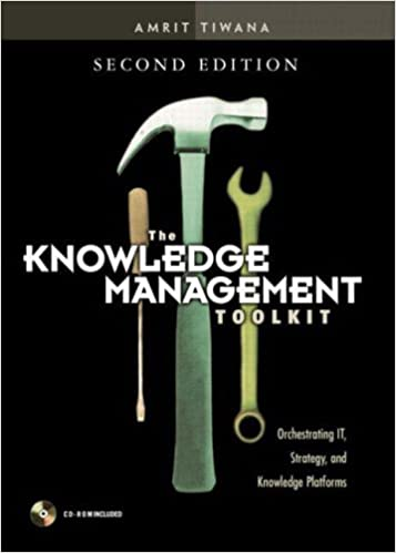 Book The Knowledge Management Toolkit: Orchestrating IT, Strategy, and Knowledge Platforms