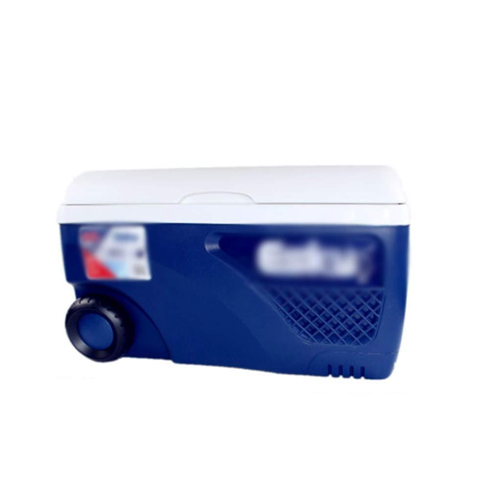 SryWj 65L Liter Inkubator Auto PU Kühlschrank Angeln Box Outdoor Aufbewahrungsbox Reefer Große X2