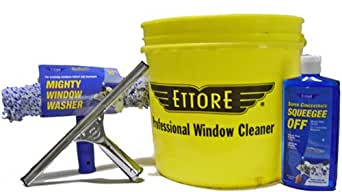 Complete Basic Window Cleaning Kit By Ettore