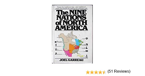 Workbook continents for kids worksheets : The Nine Nations of North America: Joel Garreau: 9780380578856 ...