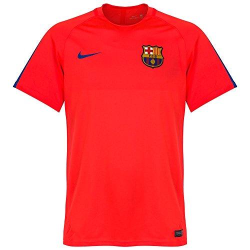 Nike Men's Dry FC Barcelona Training Top (X-Large) Bright ()