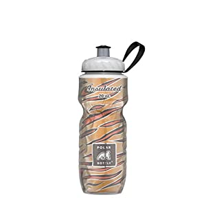 Polar Bottle Insulated Water Bottle Limited Edition (20-Ounce, Tiger)