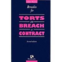 Remedies for Torts and Breach of Contract