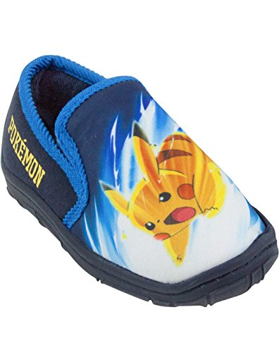 Pokemon Pika Boy's Slippers
