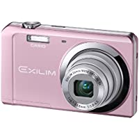 CASIO Digital Camera EXILIM Pink EX-ZS5PK