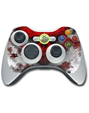 Xbox360 Controller modding Designer Skin - War Light