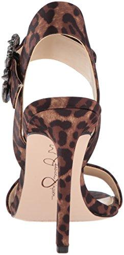 Sandalo Con Tacco Donna Bindy Jessica Simpson Naturale