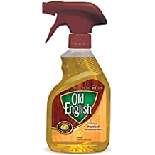 Old English, Lemon Oil, Trigger Sprayer, 12 Ounce (Pack of 2)