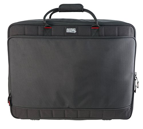 Gator Cases Padded Carry Bag for Mixer/Gear; 25.5' x 19.25' x 8' (G-MIXERBAG-2519)