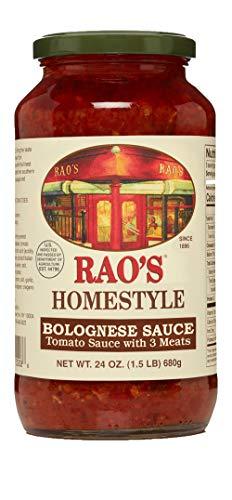 Rao's Homemade Bolognese Sauce, 24 Ounce Jar ()
