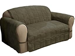 Innovative Textile Solutions Ultimate Furniture Protector Loveseat, Sage