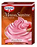 Dr. Oetker Strawberry Mousse 2.33 Oz