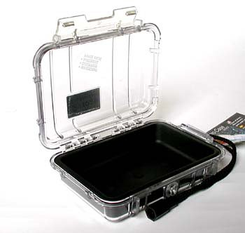Pelican 1020 Micro Case (Black) 5