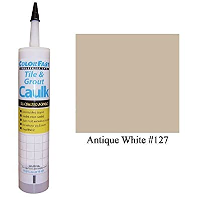 Custom Building Product Color Matched Caulk by Color Fast