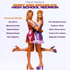 6a642f3861ab Image Unavailable. Image not available for. Color  Romy And Michele s High  School Reunion  Original Soundtrack