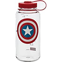 Nalgene Marvel - Botella de Agua con Boca Ancha sin BPA