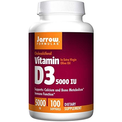Jarrow Formulas Vitamin 5000 softgels