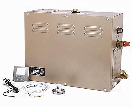 CGOLDENWALL 18KW Steam Generator Sauna Bath Steamer for Home