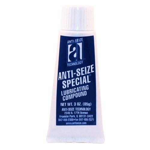SPECIAL 18003 Aluminum Anti-Seize Compound, 3 oz., Silver/Gray, Paste