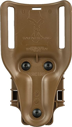 Safariland Mid-ride Tan Ubl 2 Belt Loop W/qls 22 - by Safariland