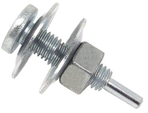 Drill Arbor Adapter Mandrel for Buffing Wheels LINE10 Tools