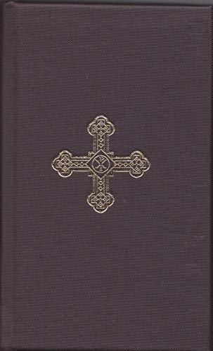 Saint Gregory Prayer Book (Western Orthodox)