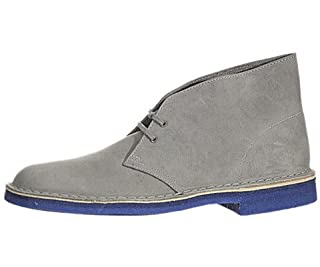 Clarks Men's Originals Desert Ankle Boot,Grey,8 M US (B008JGAUT8) | Amazon price tracker / tracking, Amazon price history charts, Amazon price watches, Amazon price drop alerts