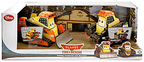 Disney Planes: Fire & Rescue Talking Avalanche and Blackout Vehicles