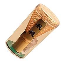 Bamboo Chasen Matcha Powder Whisk Tool Japanese Tea Ceremony Accessory 4 Kinds - Bamboo, 60-70Prongs
