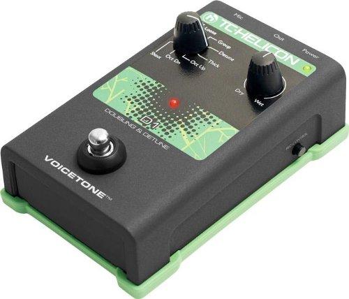 TC HELICON VOICETONE D1verdoppelt und Detune, Pedal TC-Helicon 996004005
