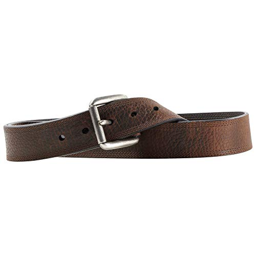 Ariat Men's Roller-Oil Rowdy, Brown, - Acc Belt