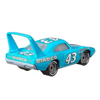 Disney/Pixar Cars Diecast The King Vehicle: Toys & Games