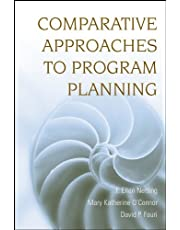 Comparative Approaches to Program Planning