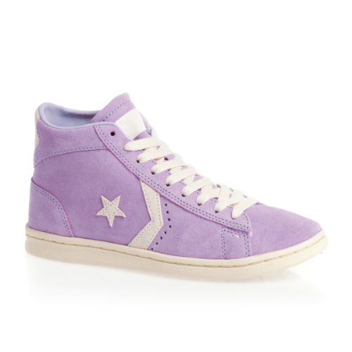 Converse Pro Leather LP women LILA 136965C Purple N9FBjXKc