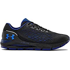 NEUTRAL: For runners who need flexibility, cushioning & versatility. UA HOVR technology provides 'zero gravity feel' to maintain energy return that helps eliminate impact step after step. Compression mesh Energy Web contains & molds U...