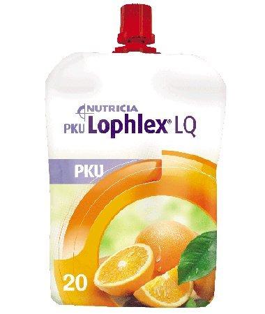 Lophlex for Phenylketonuria Juicy Orange - 4.2 oz