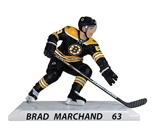 "NHL Figures Brad Marchand 6"" Player Replica - Boston Bruins"