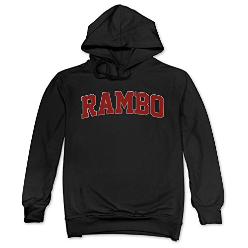 Men RAMBO Design Sweatshirts