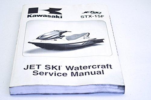 Kawasaki 99924-1325-03 2004-2006 STX-15F Jet Ski Watercraft Service Manual QTY 1